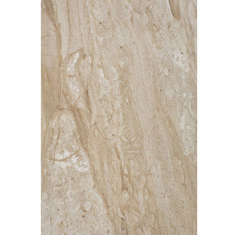 Moda Gloss Marble Effect Dark Beige Wall Tiles - 30 x 45cm