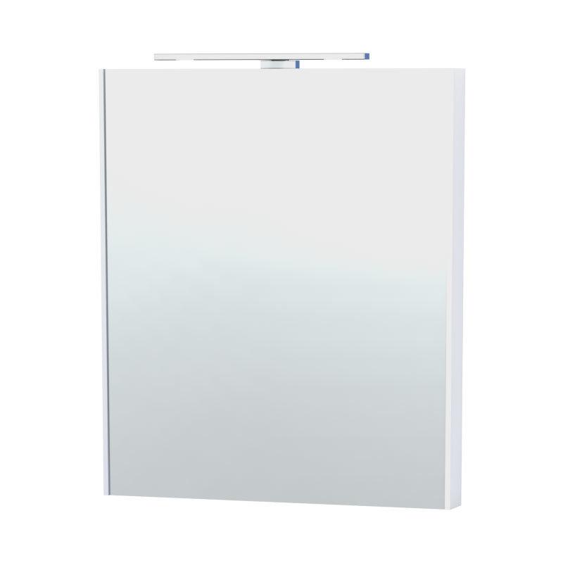 Miller - London 60 Mirror - White - 60-2 Large Image