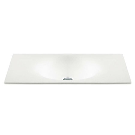 Roca - Kalahari-N 2 Drawer Vanity Unit with W650mm Basin - 0 TH - 3 x Colour Options Profile Large Image