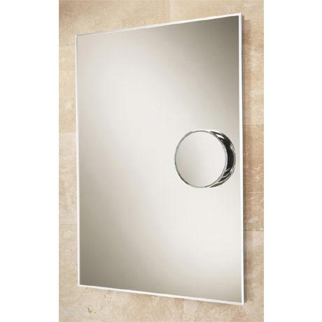 HIB Optical Rectangular Mirror with Magnetic Magnifying Mirror - 61014195