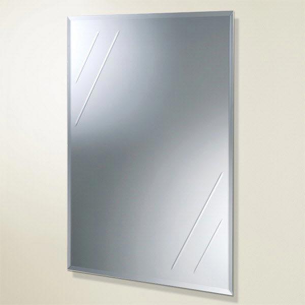 HIB Albina Decorative Mirror - 61164100 Large Image