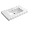 Villeroy and Boch Architectura 800 x 485mm 1TH Basin - 61168001 profile small image view 1