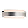 Endon Matson 250mm LED Wall Light - 61234 profile small image view 1