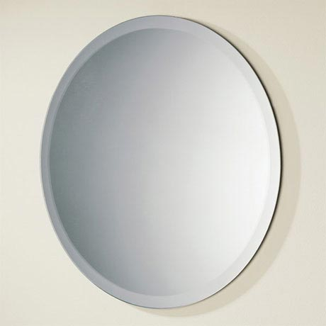 HIB Rondo Circular Bathroom Mirror - 61504000