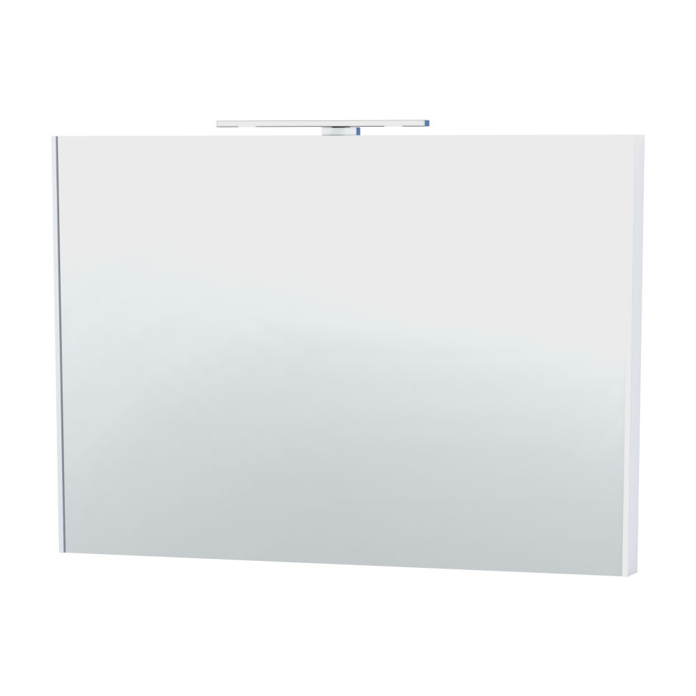Miller - London 100 Mirror - White - 62-2 Large Image