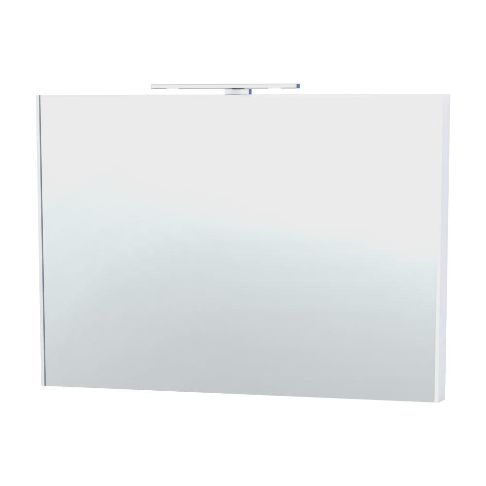 Miller - London 100 Mirror - White - 62-2