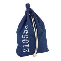 Wenko Sailor Laundry Bag - Blue - 62041100 Medium Image