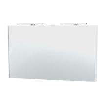 Miller - London 120 Mirror - White - 63-2 Medium Image