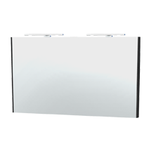 Miller - London 120 Mirror - Black - 63-4 Medium Image