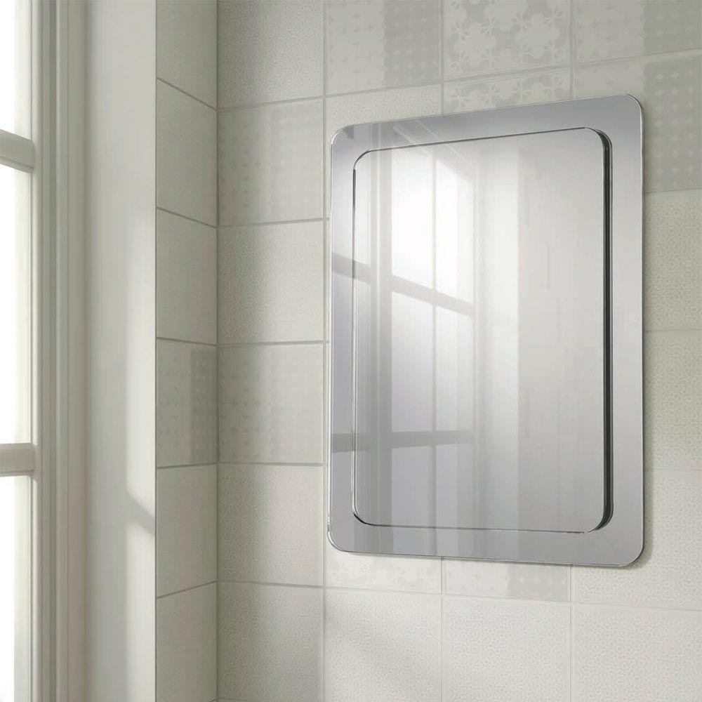 HIB Almo Bathroom Mirror - 63210795  Profile Large Image