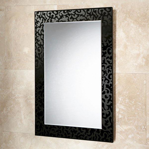 HIB Flora Decorative Mirror - 63213095 Large Image