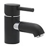Tre Mercati - Milan Black Mono Bath Filler - 63330 profile small image view 1