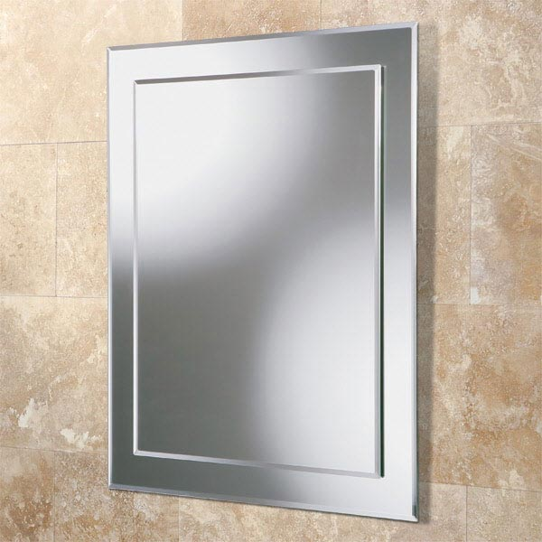 HIB Olivia Bathroom Mirror - 63604000 Large Image