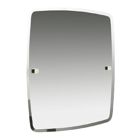 Miller - Denver 420 x 500mm Bevelled Mirror - 6400C