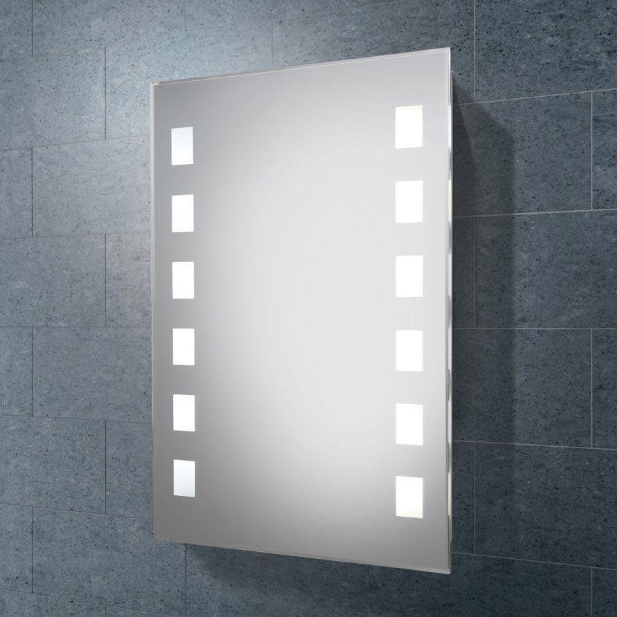 HIB Halifax Fluorescent Illuminated Mirror - 64123095 profile large image view 1