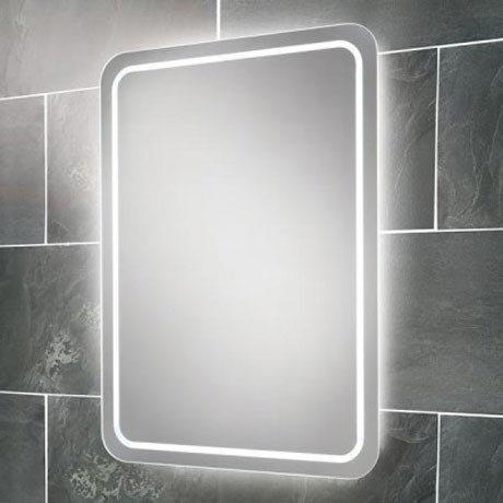 HIB Natalia LED Ambient Mirror - 64154395 Large Image