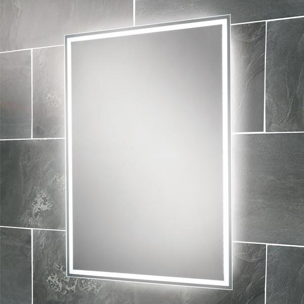 HIB Ella LED Ambient Mirror - 64154495 Large Image