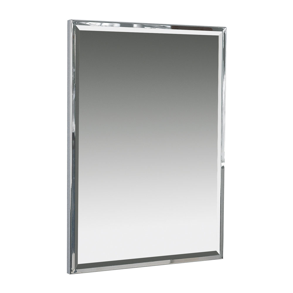 Miller - Classic 500 x 700mm Framed Bevelled Mirror - 643C profile large image view 1