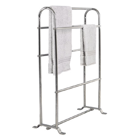 Miller - Classic Freestanding Towel Horse - 646C