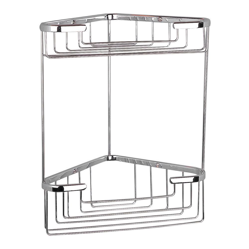 Miller - Classic Large 2 Tier Corner Basket - 655C Large Image