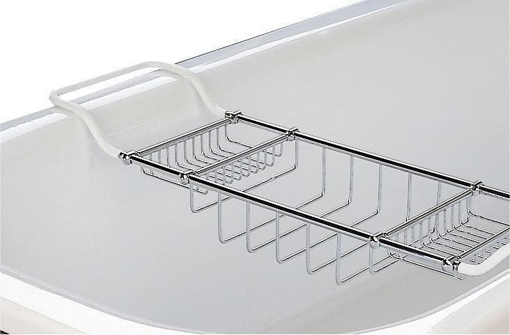 Miller - Classic Extendable Bath Rack - 662C Large Image