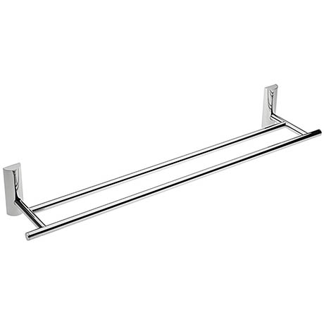 Tre Mercati - Twiggy 60cm Double Towel Rail - 66375