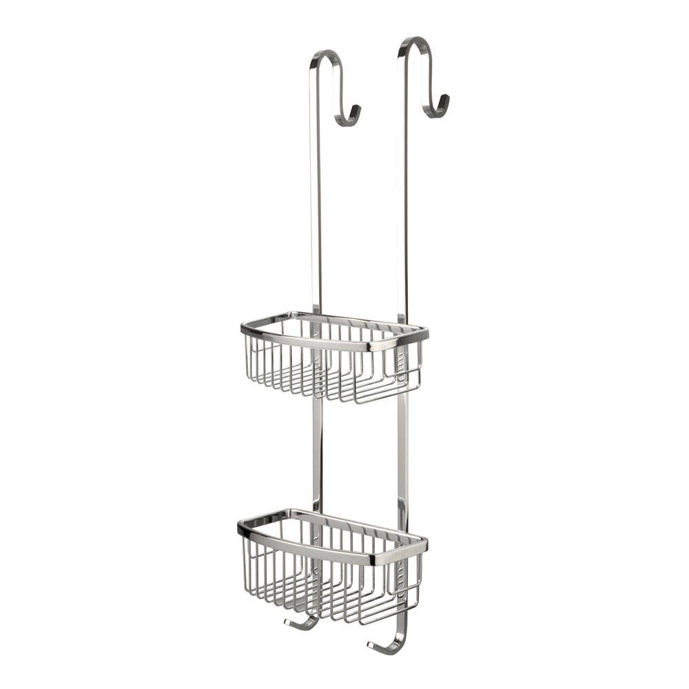 Miller - Classic 2-Tier Shower Caddy - 663C Large Image