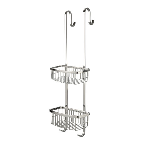 Miller - Classic 2-Tier Shower Caddy - 663C