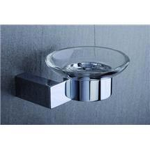 Tre Mercati - Edge Wall Mounted Soap Dish - 66510 Medium Image