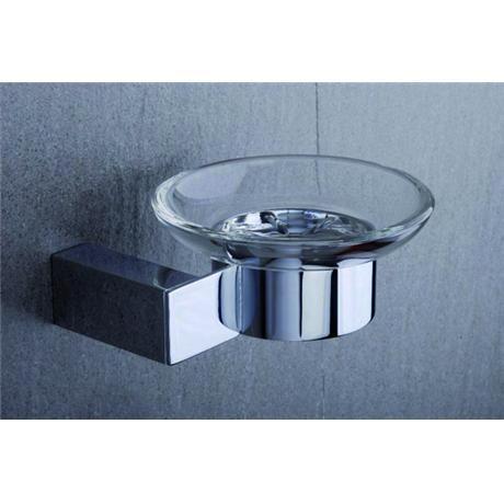 Tre Mercati - Edge Wall Mounted Soap Dish - 66510