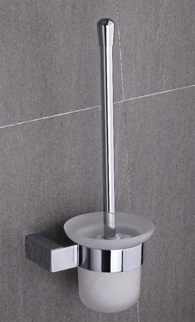 Tre Mercati - Edge Wall Mounted Toilet Brush Holder - 66530 Large Image