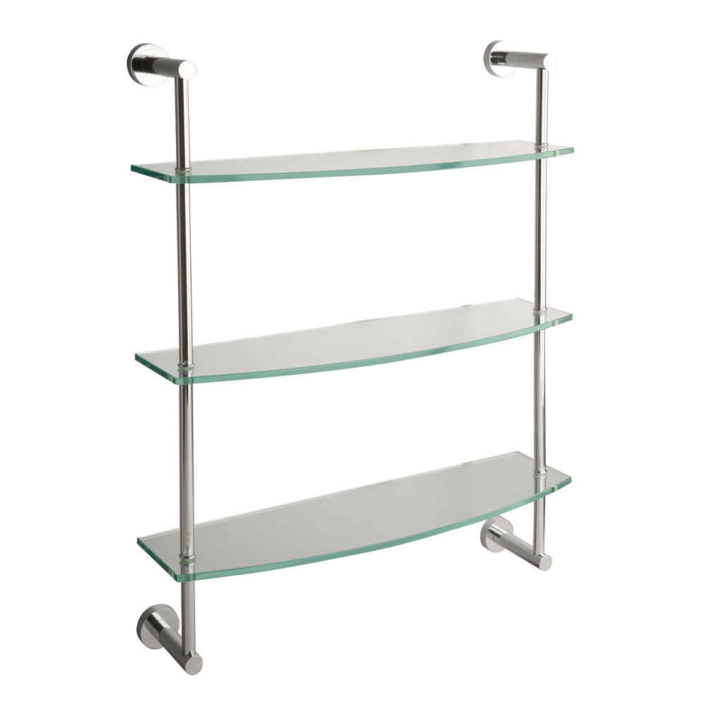 Miller - Classic 3 Tier Shelf Unit - 666C Large Image