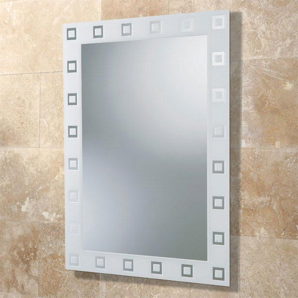 HIB Mae Decorative Mirror - 69951195 Large Image