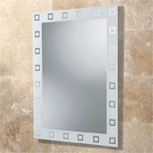 HIB Mae Decorative Mirror - 69951195 Medium Image