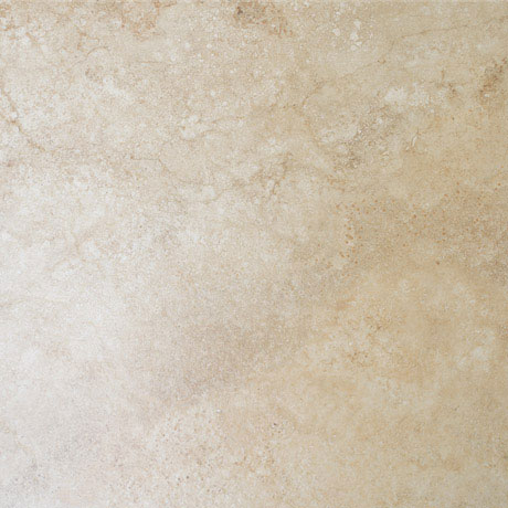 Salerno Cream Travertine Effect Floor Tiles - 450mm x 450mm