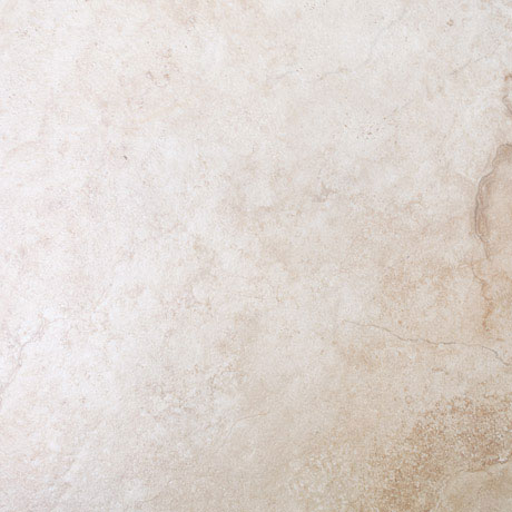 Salerno Ivory Travertine Effect Floor Tiles - 450mm x 450mm