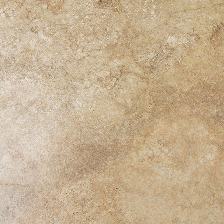 Salerno Noce Travertine Effect Floor Tiles - 450mm x 450mm