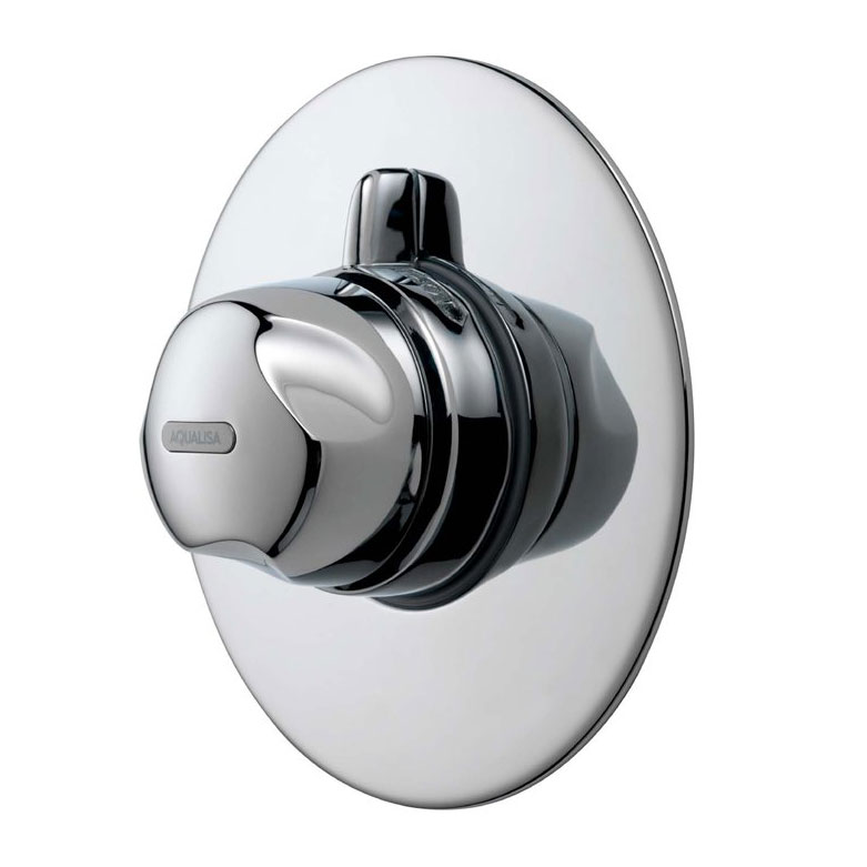 Aqualisa - Aquavalve 700 Thermo Concealed Thermostatic Shower Valve - 700.50.01 Large Image