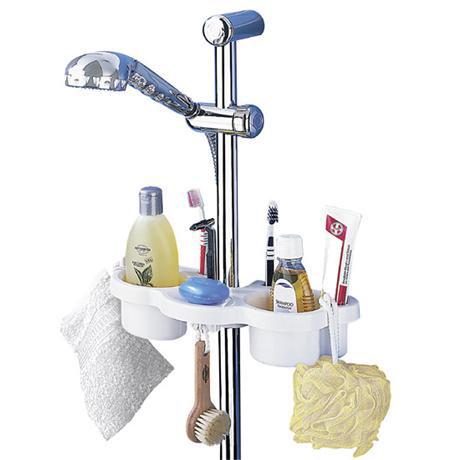 Wenko Shower Rod Boy - White - 7038100
