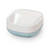 Joseph Joseph Slim Compact Soap Dish - White/Blue - 70502 Small Image