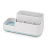 Joseph Joseph Easy-Store Bathroom Caddy - White/Blue - 70504 Medium Image