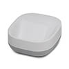 Joseph Joseph Slim Compact Soap Dish - White/Grey - 70511 Small Image