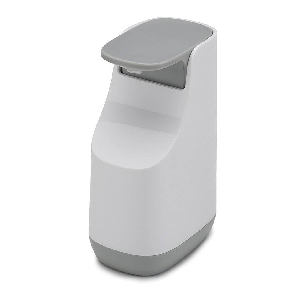 Joseph Joseph Slim Compact Soap Dispenser - White/Grey - 70512