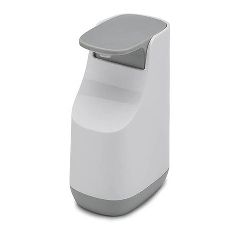 Joseph Joseph Slim Compact Soap Dispenser - White/Grey - 70512