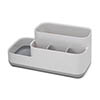 Joseph Joseph Easy-Store Bathroom Caddy - White/Grey - 70513 Medium Image