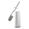 Joseph Joseph Flex Smart Toilet Brush & Holder - White/Grey - 70515 Medium Image