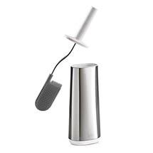 Joseph Joseph Flex Steel Toilet Brush & Holder - 70517 Medium Image