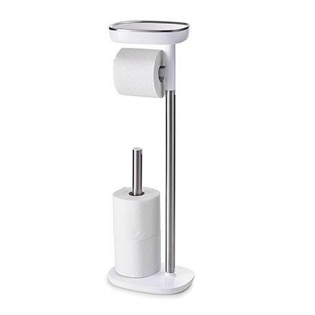 Joseph Joseph EasyStore Freestanding Toilet Paper Holder - 70518