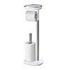 Joseph Joseph EasyStore Freestanding Toilet Paper Holder - 70518 profile small image view 1