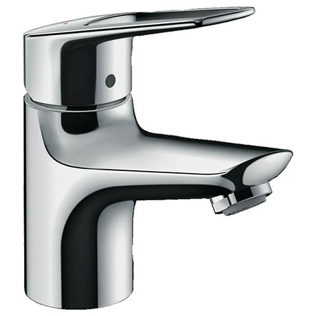 Hansgrohe Novus Loop 70 Single Lever Basin Mixer with Pop-up Waste - 71080000